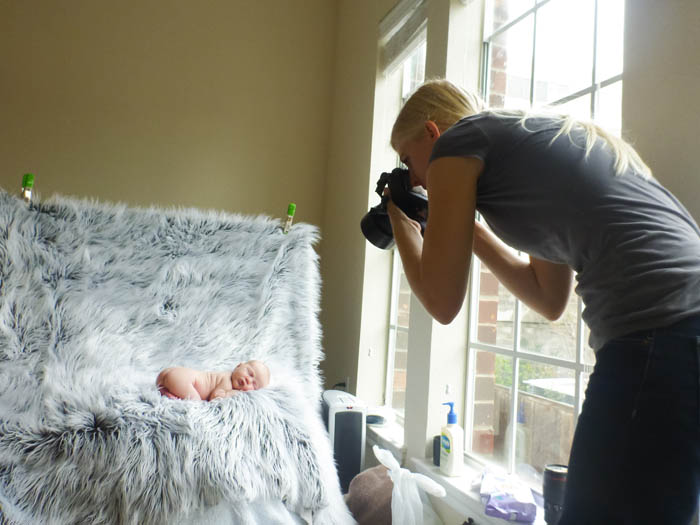 Diy Newborn Photography Lighting